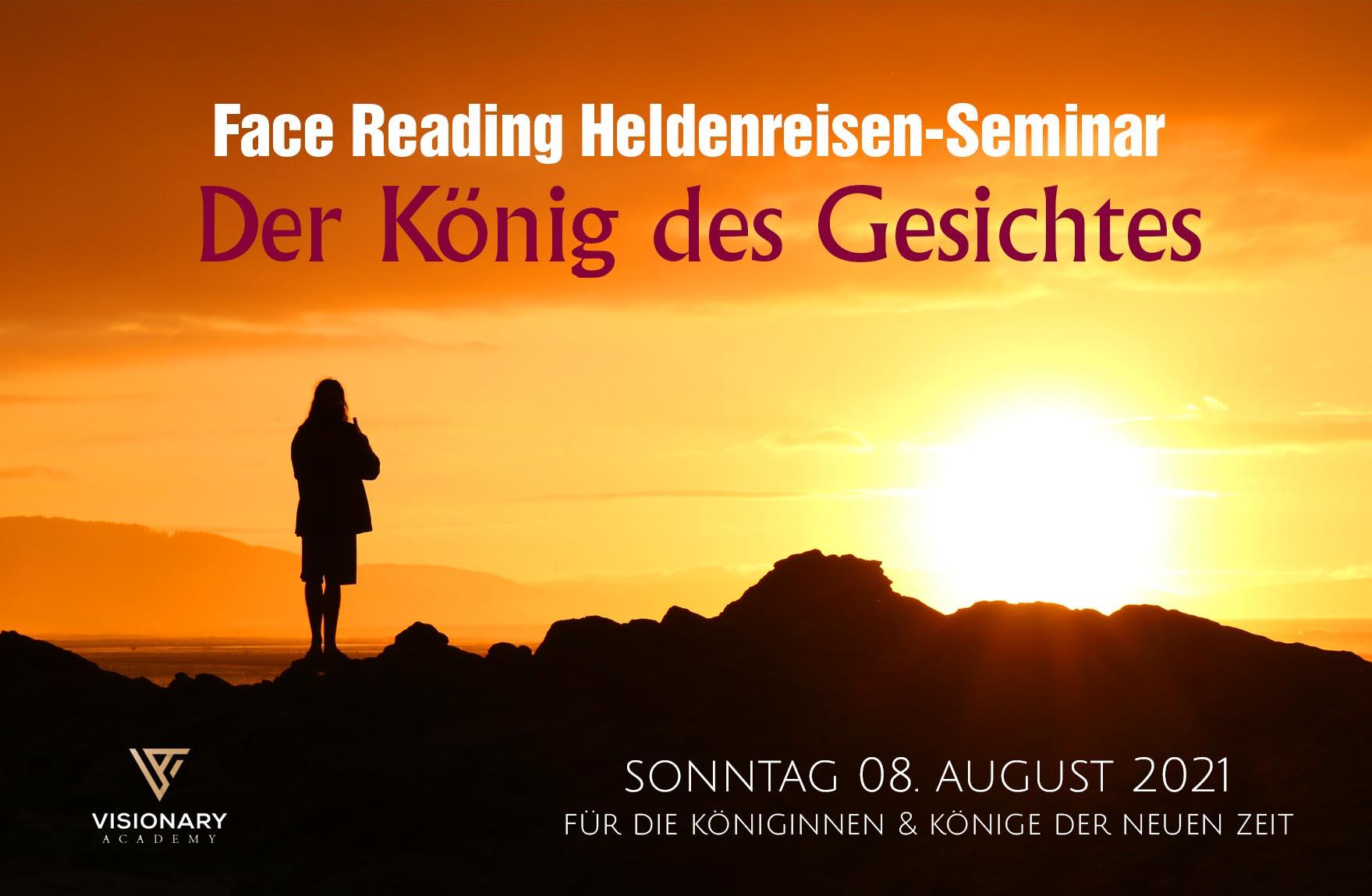 Die Rückkehr der Könige Face Reading Seminar